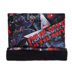 Captain America chimney scarf