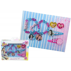 Soy Luna hair accessories