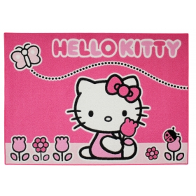 Hello Kitty – Butterfly carpet