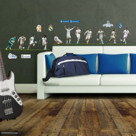 Juventus wall stickers – 2 sheets