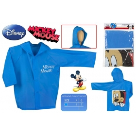 Mickey Mouse raincoat - 4/6 years