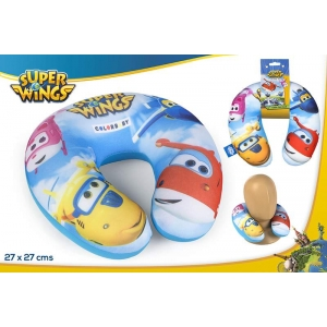Super Wings bolster