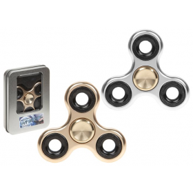 Metal Fidget Spinner - random color