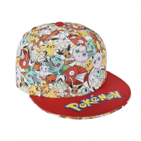 Pokemon new era summer cap