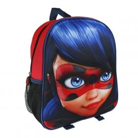 Miraculous Ladybug 3D backpack 31 cm