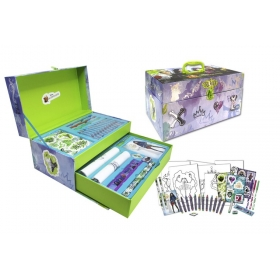 Descendants  mega artistic set trolley