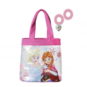 Frozen beach bag + hairbands
