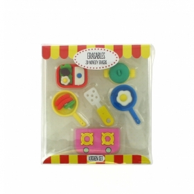 Kitchen Set Erasables