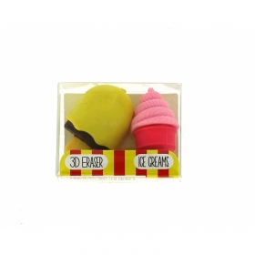 Small Ice Creams Erasables