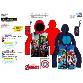 Avengers windbreaker spring jacket