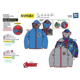 Avengers winter jacket