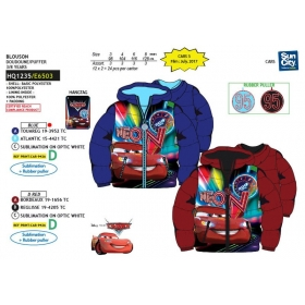Cars winter jacket