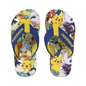 Pokemon flip flops