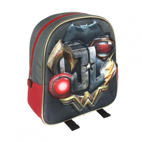 Justice League 3D backpack