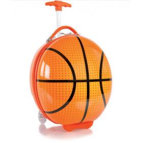 Heys Travel Kids Luggage - Basketball