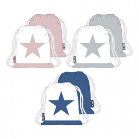 Zaska gym bag - star - random style