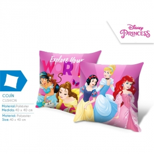 Princess cushion