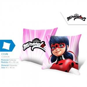 Miraculous Ladybug cushion