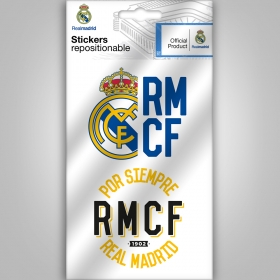 Real Madrid pvc sticker graphics