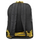 Harry Potter Hufflepuff backpack with patch
