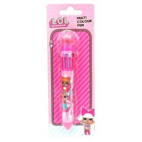 LOL Surprise multicolour pen