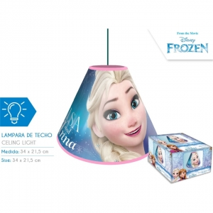 Frozen lamp