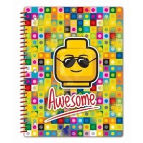 Lego notebook