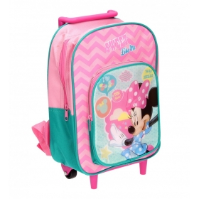 Minnie Mouse Backpack on wheels