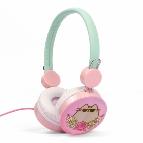 Pusheen headphone