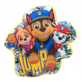 Paw Patrol velour cushion