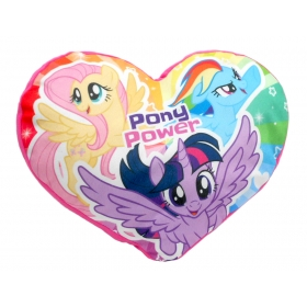 My Little Pony velour cushion