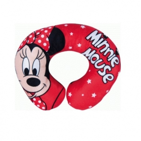 Minnie Mouse neck cushion