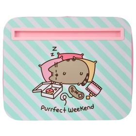 Pusheen laptray