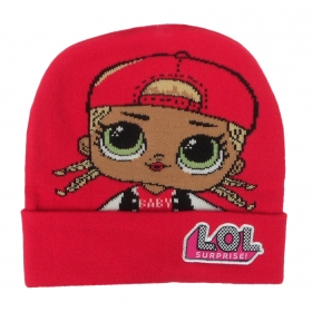 LOL Surprise autumn / winter hat s. 56 cm