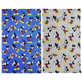 Mickey Mouse flannel fleece