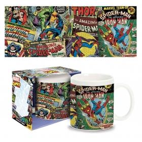 Spiderman mug in box