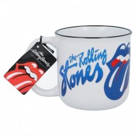 Stor Taza Ceramica Desayuno 385 Ml. Rolling Stones 40 Licks