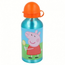 Peppa Pig aluminium bottle 400 ml