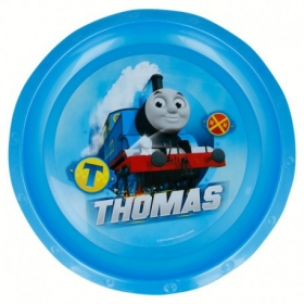 Thomas and Friends plastic plate