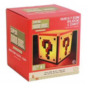 Super Mario Bros Question Block Light
