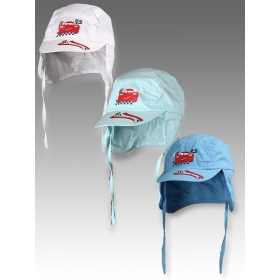 Cars baby hat
