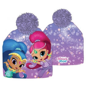 Shimmer and Shine autumn / winter hat