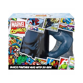 Marvel Black Panther Arm Mug