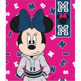 Minnie Mouse fleece blanket - sale!