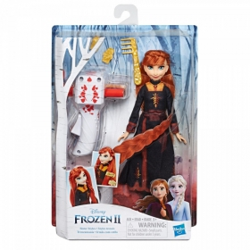 Frozen 2 doll with Anna