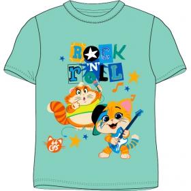 44 Cats boys t-shirt