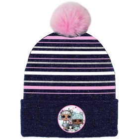 LOL Surprise girls winter hat