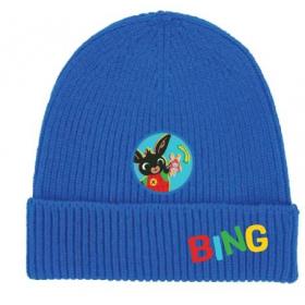 Bing boys winter hat