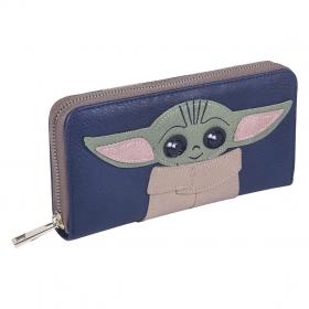 The Mandalorian Eco-leather coin purse