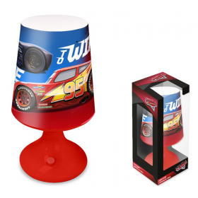 Cars table lamp